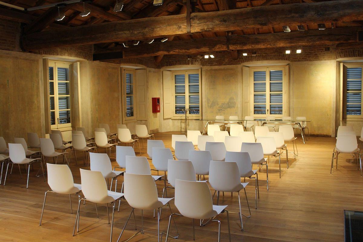sala per presentazione eventi brescia
